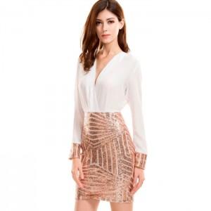 vestido blusa y falda1